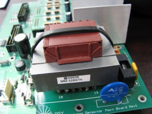 Main board power supply