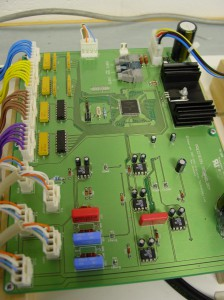 a traction control board
