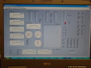 labview performance monitoring